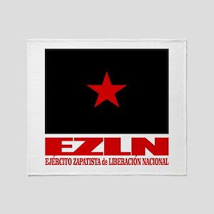 EZLN Throw Blanket