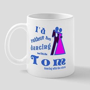 Dancing With Tom Mug