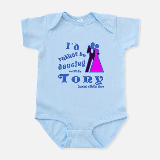 Dancing With Tony Infant Bodysuit