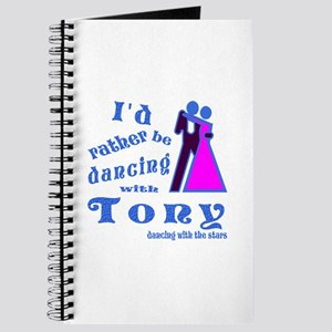 Dancing With Tony Journal