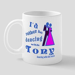 Dancing With Tony Mug