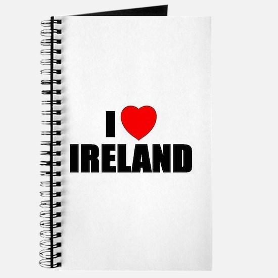 I Love Ireland Journal
