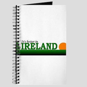 It's Better In Ireland Journal