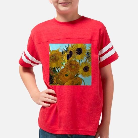 Btn VG Sunflowers Youth Football Shirt