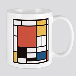 Mondrian Number Two Mug