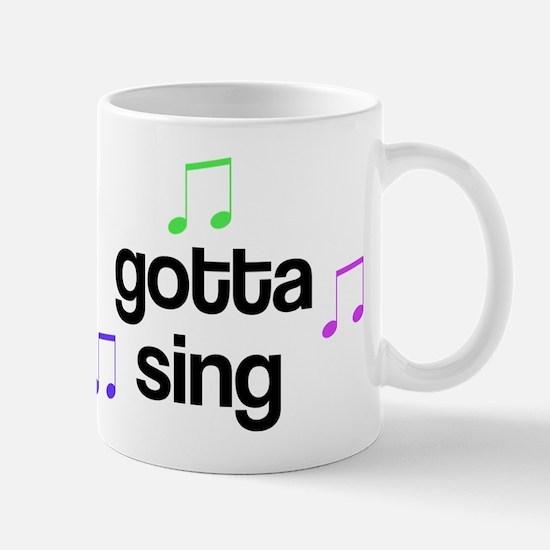 Gotta Sing Choir Gift Mugs