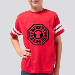 Dharma Shirt Youth Football Shirt