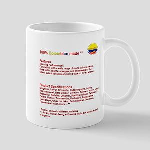 100% colombian made Mug