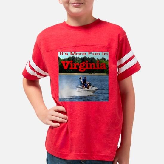 jetski_Virginia Youth Football Shirt