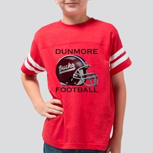 DunmoreHelmet Youth Football Shirt