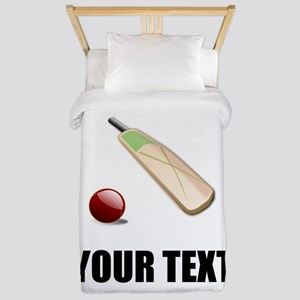 Cricket Personalize It! Twin Duvet Cover