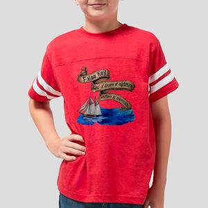 False Key_Map Banner Youth Football Shirt