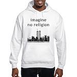 Imagine No Religion Hooded Sweatshirt