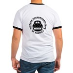 Vvwca Logo Ringt-Shirt