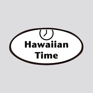 Hawaiian Time Patches