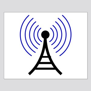 Radio Tower Signal Posters