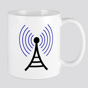 Radio Tower Signal Mug