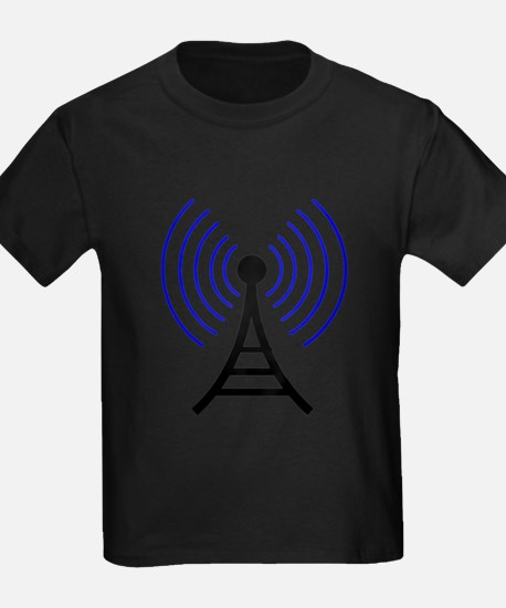 Radio Tower Signal T-Shirt