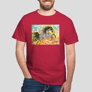 Wind Walker Appaloosa Horse Dark T-Shirt