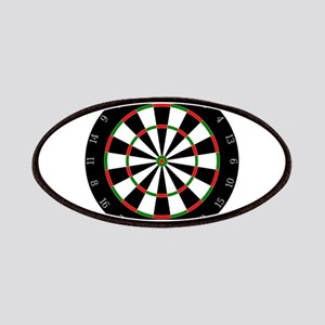 Dart Board Patches