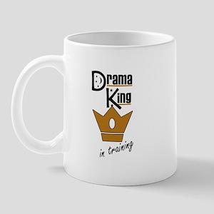 Drama King In Training Mug
