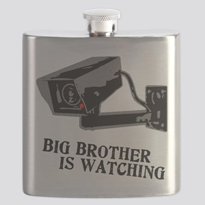 CCTV Big Brother Is Watching Flask