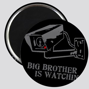 CCTV Big Brother Is Watching Magnet