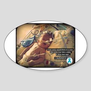 CDHscar01 Sticker