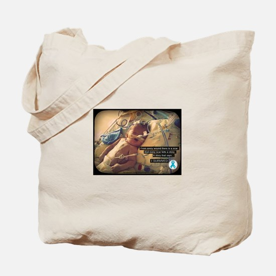 CDHscar01 Tote Bag