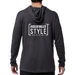 Hudson Valley Style Magazine Mens Hooded Shirt