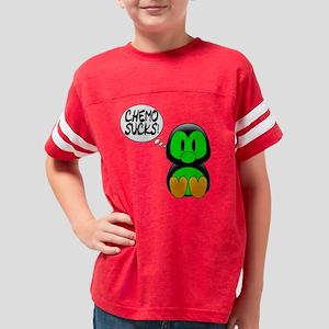 CHEMOSUCKS Youth Football Shirt