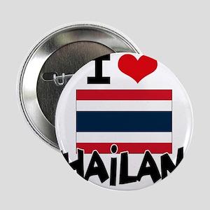 "I HEART THAILAND FLAG 2.25"" Button"