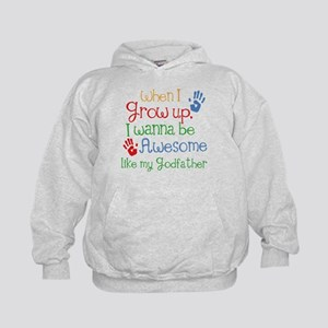 Awesome Godfather Kids Hoodie