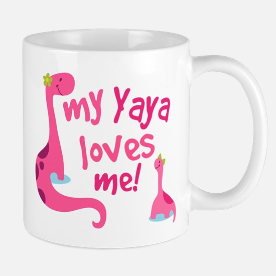 My Yaya Loves Me Mug