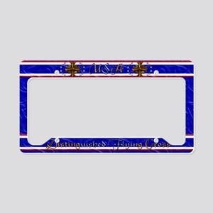 Harvest Moons DFC License Plate Holder