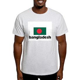 I HEART BANGLADESH FLAG T-Shirt