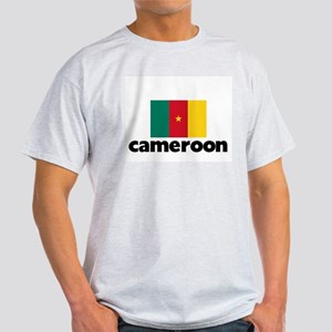 I HEART CAMEROON FLAG T-Shirt