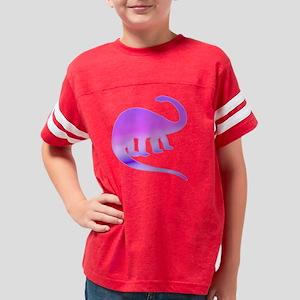 Brontosaurus 2 Youth Football Shirt