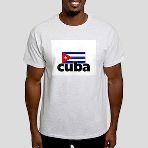 I HEART CUBA FLAG T-Shirt