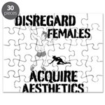 Disregard Females Acquire Aesthetics Puzzle