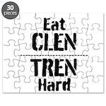 Eat CLEN TREN hard Puzzle