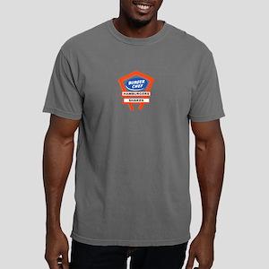 Vintage Burger Chef rest Mens Comfort Colors Shirt