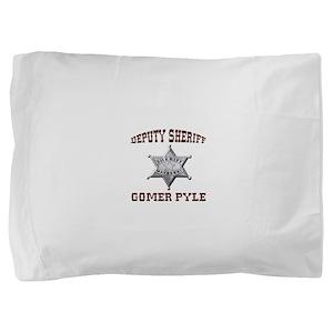 Deputy Gomer Pyle Pillow Sham