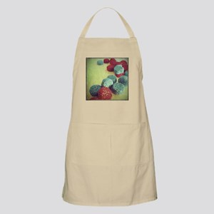 Vintage Style Candy Jellies Photograph Apron