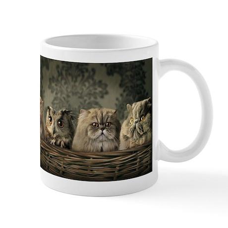 Cute Odd One Out Mug