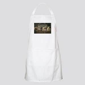 Cute Odd One Out Apron