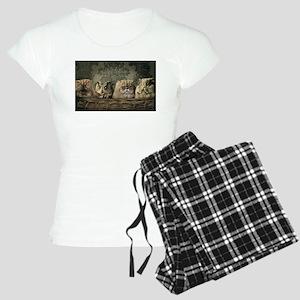 Cute Odd One Out pajamas
