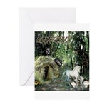 Legend Greeting Cards (Pk of 10)