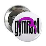 Gymnastics Buttons (100) - Gymnast