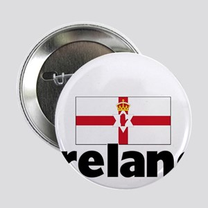 "I HEART IRELAND FLAG 2.25"" Button"